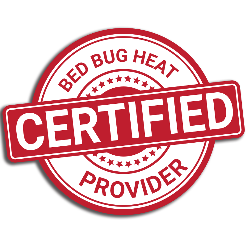 Bed Bug Certified Service Provider